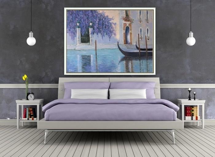 Венеция в интерьере