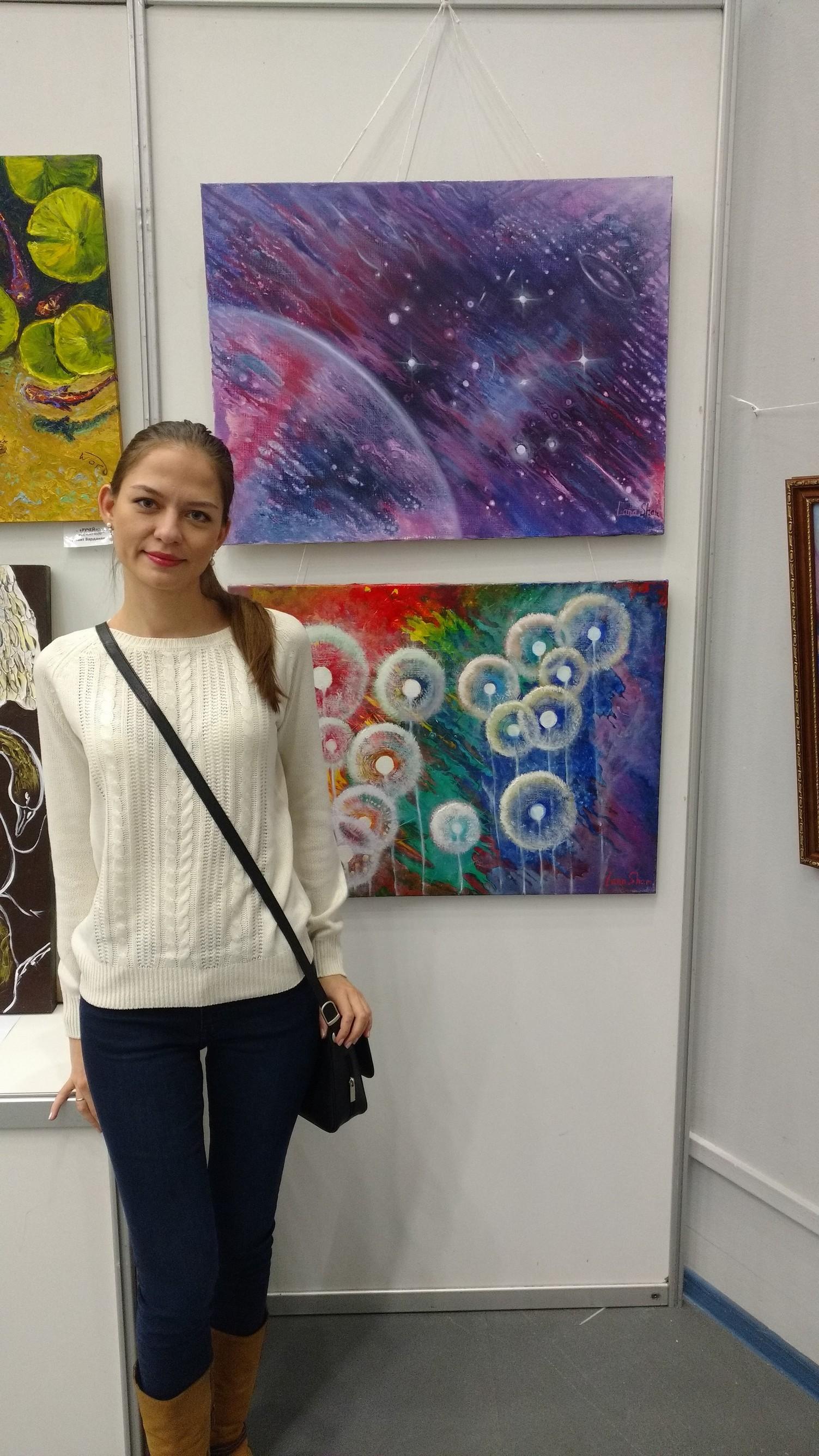выставка ни Тишинке