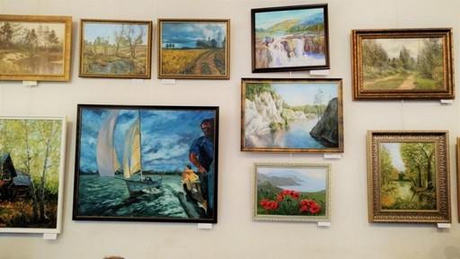 Выставка Экология и человек