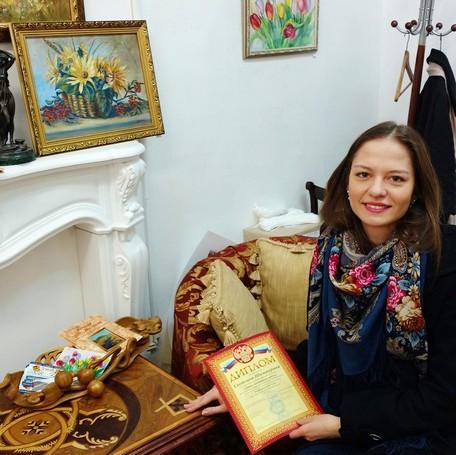 Выставка Миг на Старом Арбате.