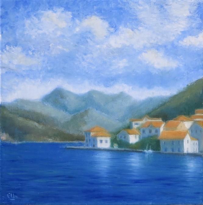 Montenegro, 40×40